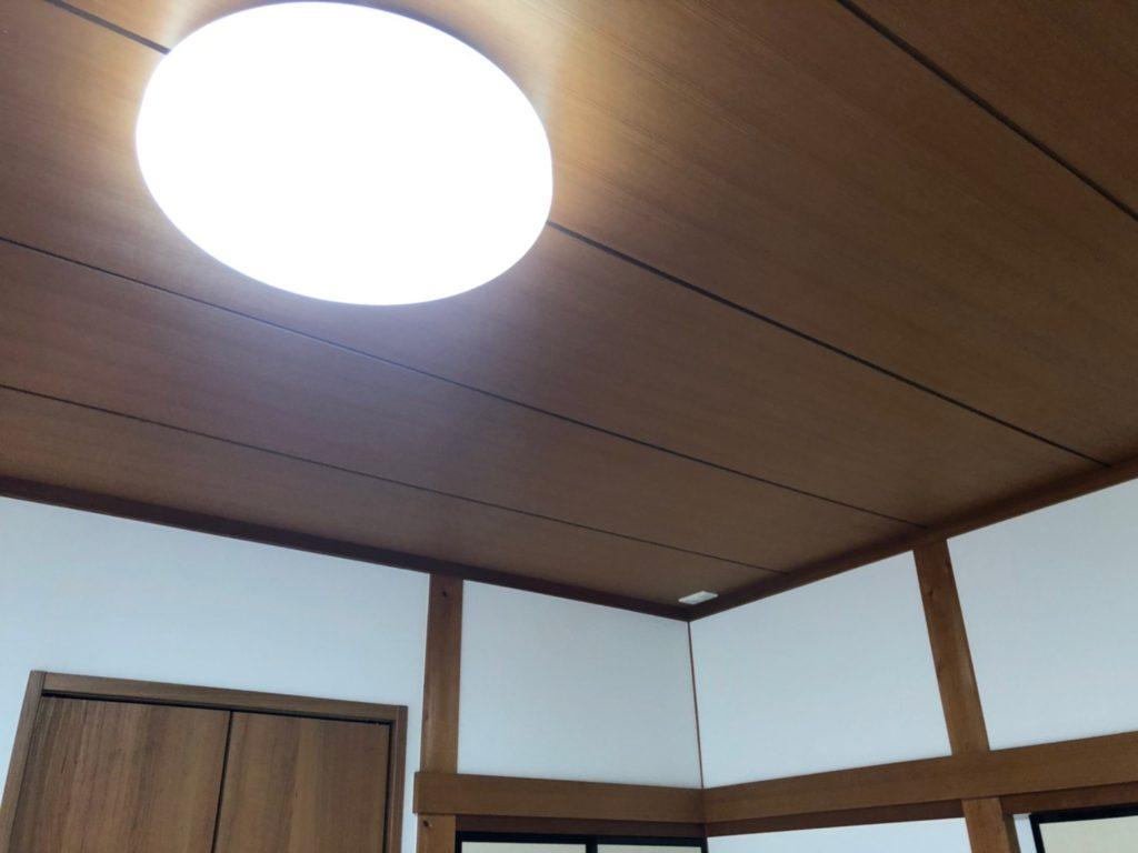 全室照明器具付きです。