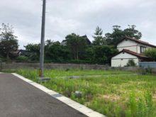 江津 売土地 2号地 【建築条件なし】