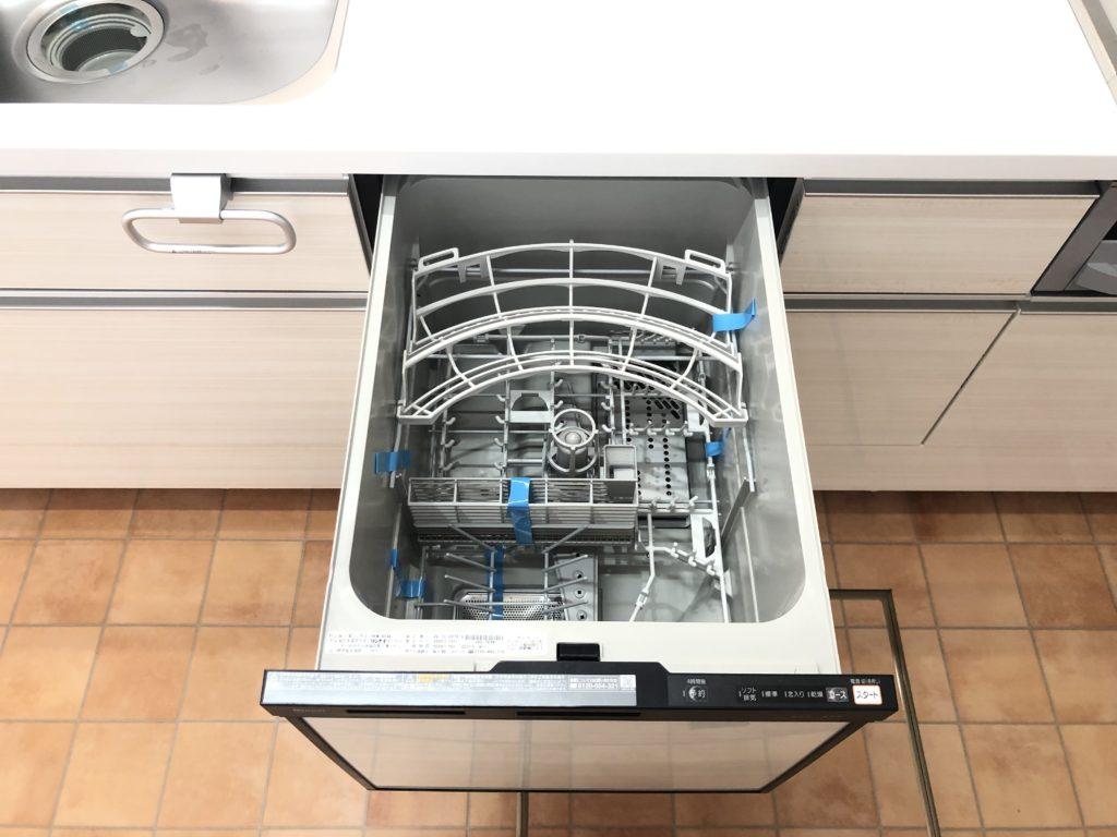 食器洗い乾燥機付きのシステムキッチン!(キッチン)