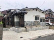 青葉町 リフォーム済み中古住宅 3SLDK+倉庫