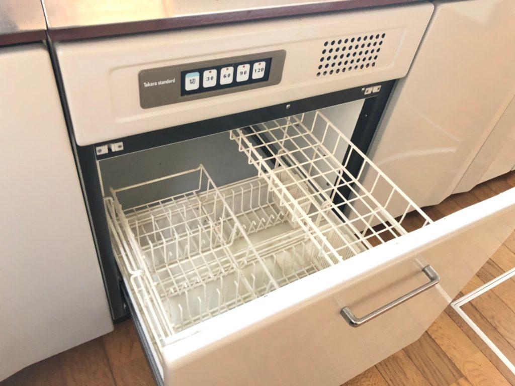 食器乾燥機付き。(キッチン)