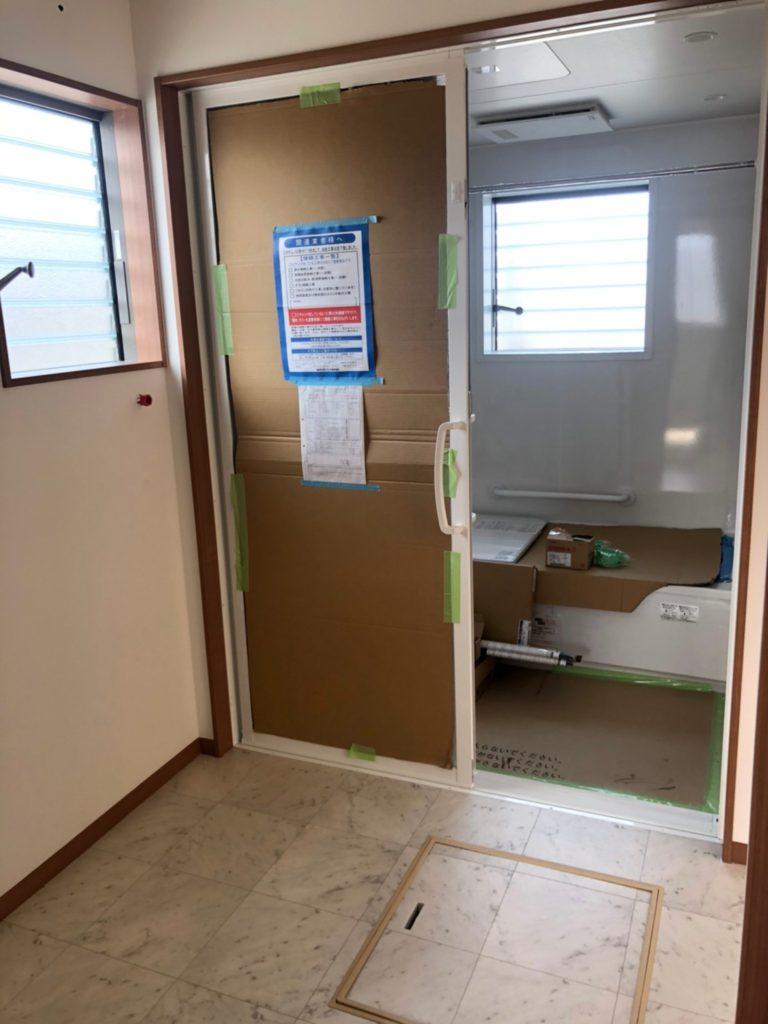 1坪サイズのお風呂♪浴室乾燥機付き。(外観)