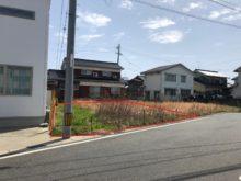 田島 売土地 A区画 71.99坪【建築条件なし】