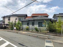 【中古】国府町分上 平成17年築の平屋建て
