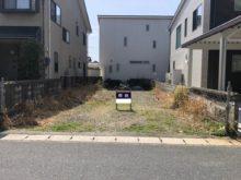 【売土地】丸山町 33.37坪 建築条件なし!