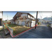 【売土地】吉方温泉2丁目 80坪 建築条件なし!