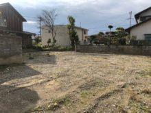 【土地】的場 売土地 ②号地 広々82坪 【建築条件なし】